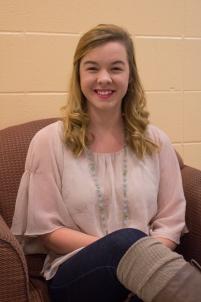Freshman Council (Sarah Ritter)-Bekah Colbert
