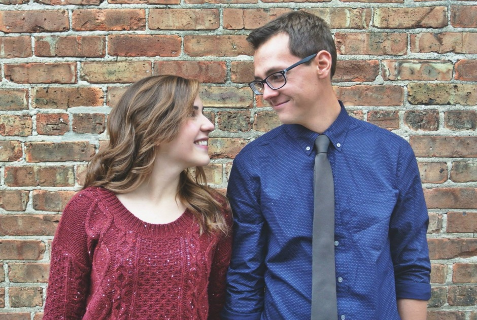 Seniors Shea and Sarah Mowry married May 2014. In preparation for their wedding vows, the couple went through premarital counseling through Mentor-A-Couple, a program out of ONU's Center for Student Success that pairs engaged couples with experienced married couples.